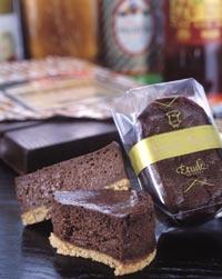 完熟チョコレート
